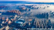 China Hochhäuser Shijiazhuang Provinz Hebei
