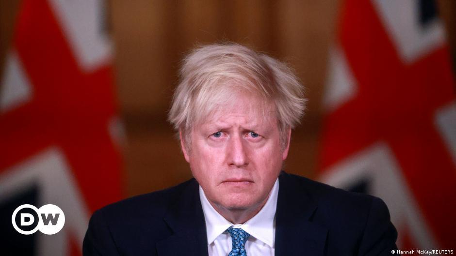 Boris Johnson sucht Streit mit der EU