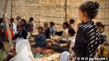 Sudan Um Raquba Flüchtlingscamp