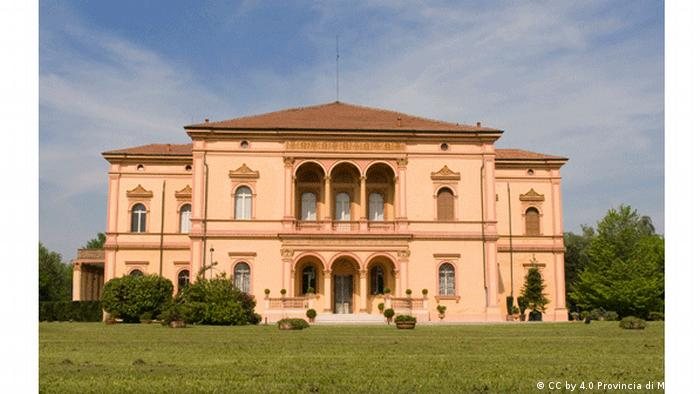 Bild Gebäude Villa Emma