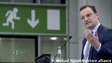 Coronavirus | Gesundheitsminister Jens Spahn