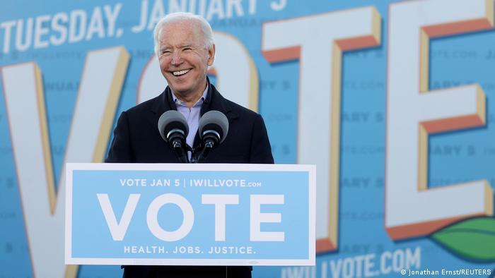 Новый президент США Джо Байден