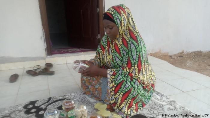DW-Beitrag Nigeria Sokoto Pastries