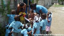 Stiftung América Solidaria   Förderung von Projekten für sozial benachteiligte Kinder und Jugendliche