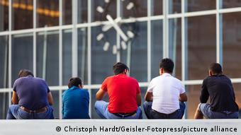Deutschland Asylpolitik   Symbolbild Abschiebung