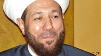 Syrien Großmufti Dr. Ahmed Badr Ad-din Hassoun