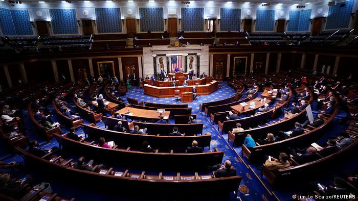 В Конгрессе США возобновилось обсуждение итогов выборов
