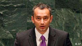 Nikolai Mladenow Aussenminister Bulgarien