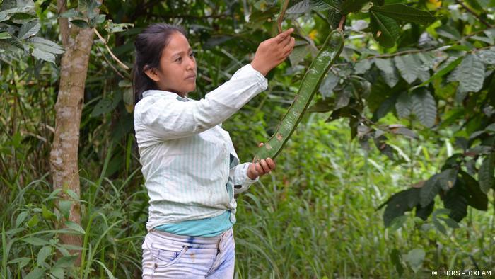 Granting women's rights in Latin America |  Oxfam |  Jonah Kalindo