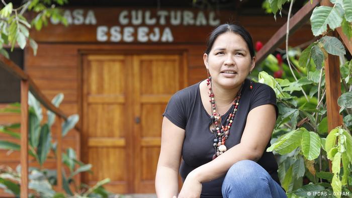 Granting women's rights in Latin America |  Oxfam |  Vanessa Ragua