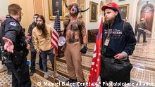 USA Washington | Sturm auf das Kapitol
