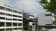 Deutsche Welle Gebäude.