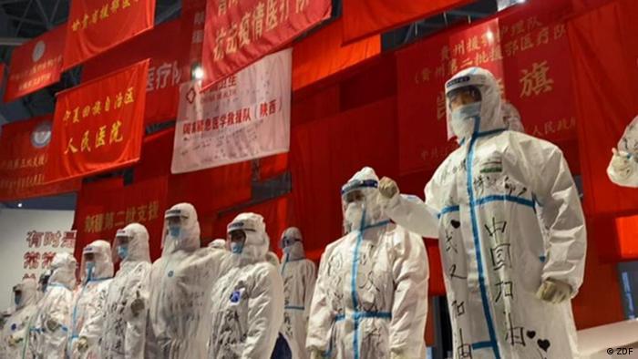Global 3000 | China: Wuhan ein Jahr nach dem Corona-Ausbruch