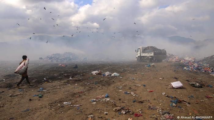 Umwelt im Nahen Osten | Müllkippe Jemen