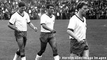 Fußball Bundesliga 1965 | Borussia Mönchengladbach - Tasmania Berlin