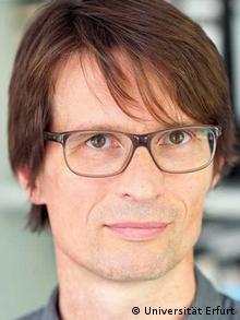 Historiker Jürgen Martschukat von der Uni Erfurt