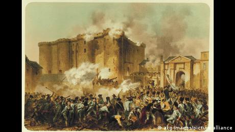 ১৭৮৯: ফরাসি বিপ্লব