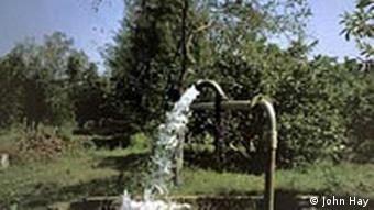 Indien: ohne Wasser keine Landwirtschaft