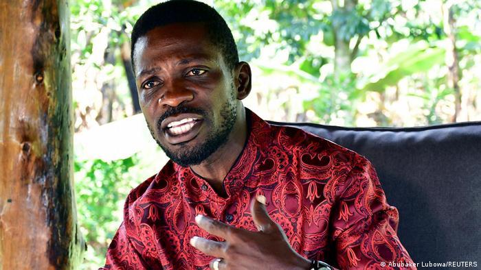 Ugandan opposition figure Bobi Wine
