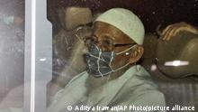 Indonesien Islamischer Kleriker Abu Bakar Bashir
