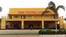 Angola Cine Teatro Caxito