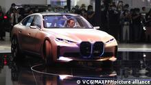 China Peking | Auto China 2020 | BMW i4