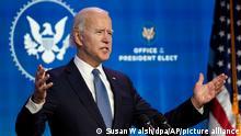 Joe Biden US-Präsident