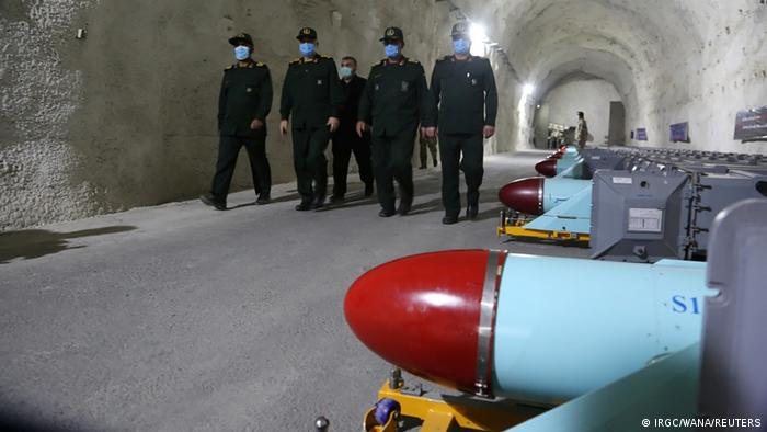 برنامه موشکی ایران