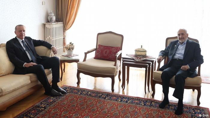 Oğuzhan Asiltürk, Erdoğan'la görüşmesi tartışmalara neden olmuştu
