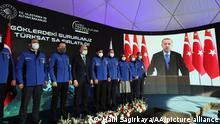 Türkei | Satellitenstart | Türksat 5A