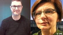 DW Sendung Fit und Gesund   Experten Gehörlosigkeit