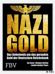 Обложка книги Нацистское золото