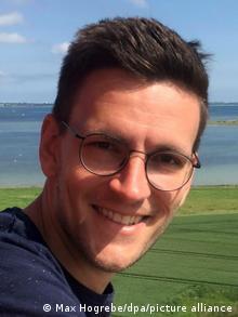 Lo studente tedesco Max Hogreb ama la Gran Bretagna