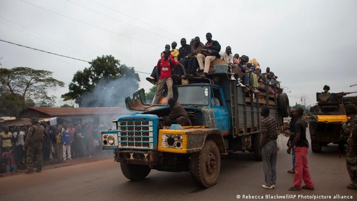 A violênciia na República Centro-Africana provocou já mais de 84 mil refugiados