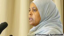 Äthiopien | Diskussion über politische und ethnische Konflikte - Ministerin Muferiat Kamil