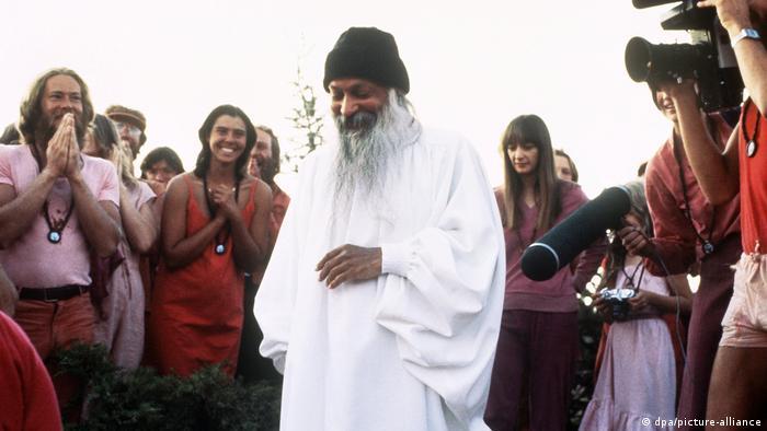 Guru Bhagwan Shree Rajneesh