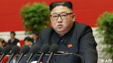 Nordkorea | Pjöngjang | Parteikongress | Kim Jong-un