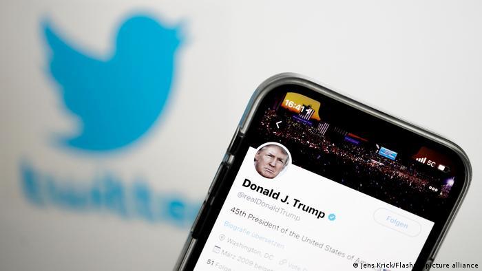 Twitter dan Donald Trump