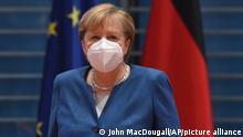 Deutschland Berlin Angela Merkel