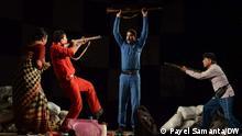 Indien Kalkutta Theater Festival