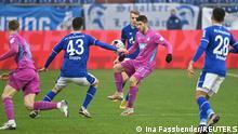 Deutschland Bundesliga FC Schalke 04 v TSG Hoffenheim