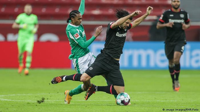 Bayer 04 Leverkusen - SV Werder Bremen