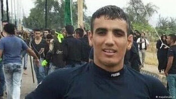 مهدی علیحسینی، کشتیگیر فرنگیکار اندیمشکی در آستانه اجرای حکم اعدام قرار گرفته است