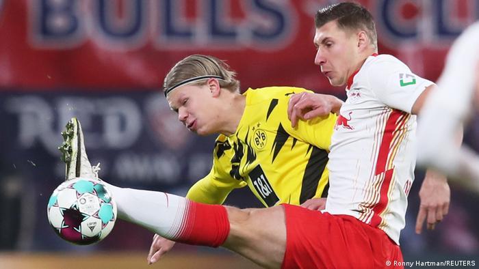يأمل بوروسيا دورتموند بطل الكأس أربع مرات آخرها عام 2017، في إنقاذ موسمه من بوابة الكأس المحلية حيث يبدو مصيره في بلوغ دوري أبطال أوروبا الموسم المقبل على المحك