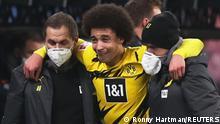 Deutschland Bundesliga RB Leipzig - Borussia Dortmund | Axel Witsel