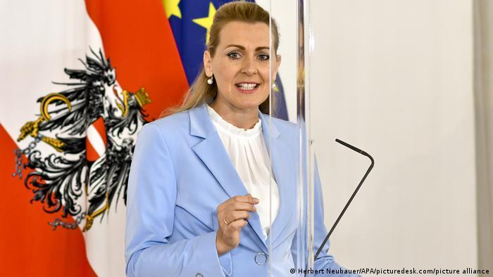 Экс-министр труда Австрии Кристине Ашбахер