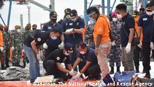 Indonesien Jakarta | Flug SJY182 | Suche nach vermisstem Flugzeug
