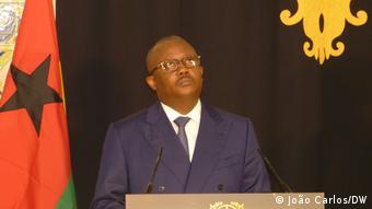Präsident Umaro Sissoco Embaló