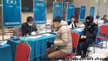 Parlamentswahlen in Kasachstan