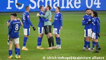 Deutschland Bundesliga Schalke 04
